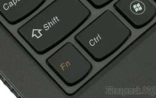 Для чего нужна кнопка FN на клавиатуре