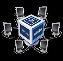 Как настроить сеть в virtualbox?