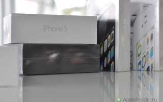 Чем плох восстановленный Iphone 5S