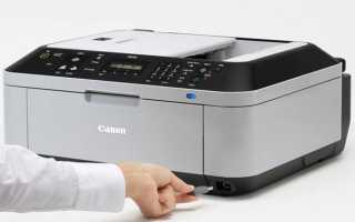 Почему пк не видит принтер