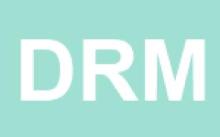 Что значит сброс DRM на андроиде