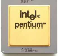 1993 Intel что создал