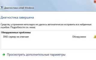 Что значит удаленный сервер не отвечает