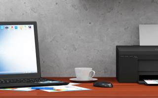 Почему ноутбук не видит принтер samsung